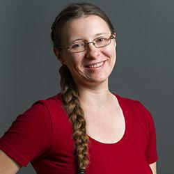 Annie Bergeron, translator, editor and polyglot