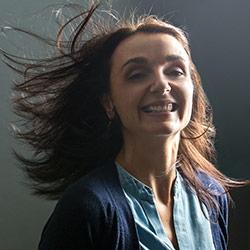 Audrey Marcoux, traductrice, spécialiste de l'activité physique et professeure de yoga