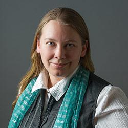 Mélodie Benoit-Lamarre, traductrice agréée et copropriétaire